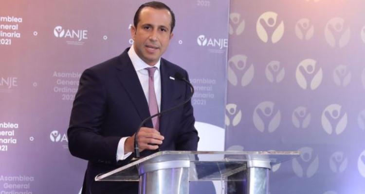 Luis Manuel Pellerano asume como presidente de ANJE 2021-2022